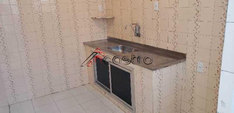 NCastro02 - Casa em Condomínio à venda Rua Comandante Vergueiro da Cruz,Olaria, Rio de Janeiro - R$ 360.000 - M2203 - 9