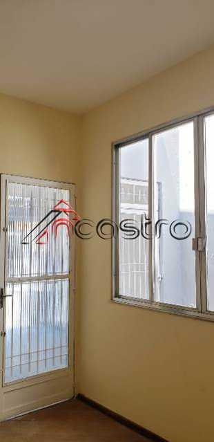 NCastro03 - Casa em Condomínio à venda Rua Comandante Vergueiro da Cruz,Olaria, Rio de Janeiro - R$ 360.000 - M2203 - 1