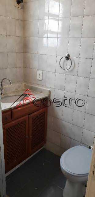 NCastro08 - Casa em Condomínio à venda Rua Comandante Vergueiro da Cruz,Olaria, Rio de Janeiro - R$ 360.000 - M2203 - 14