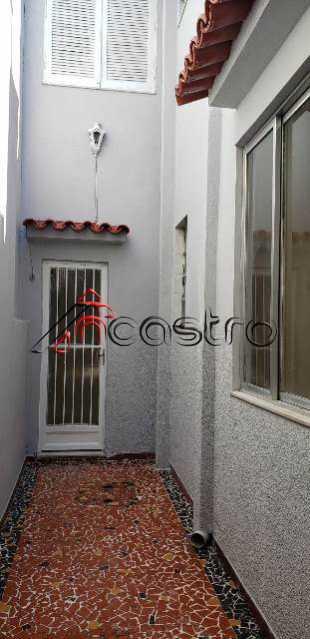 NCastro15 - Casa em Condomínio à venda Rua Comandante Vergueiro da Cruz,Olaria, Rio de Janeiro - R$ 360.000 - M2203 - 12