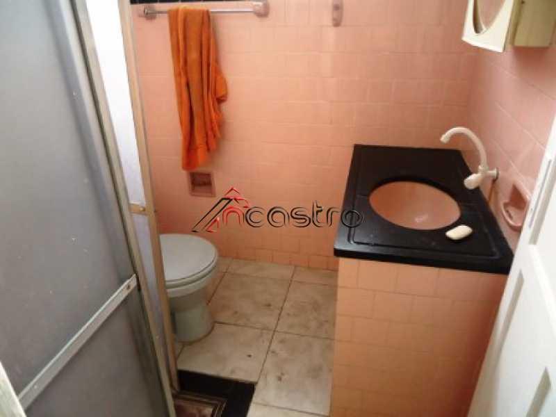Ncastro 7. - Casa Rua Grucai,Penha,Rio de Janeiro,RJ À Venda,2 Quartos,55m² - M2070 - 14