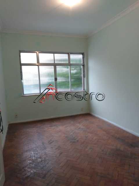 NCASTRO 1. - Apartamento para alugar Rua Delfina Enes,Penha, Rio de Janeiro - R$ 1.100 - 2334 - 1