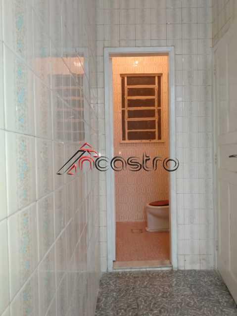 NCASTRO 11. - Apartamento para alugar Rua Delfina Enes,Penha, Rio de Janeiro - R$ 1.100 - 2334 - 12