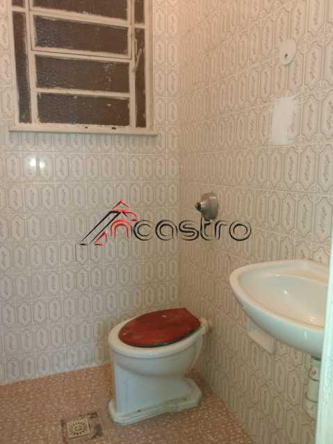 NCASTRO 12. - Apartamento para alugar Rua Delfina Enes,Penha, Rio de Janeiro - R$ 1.100 - 2334 - 13