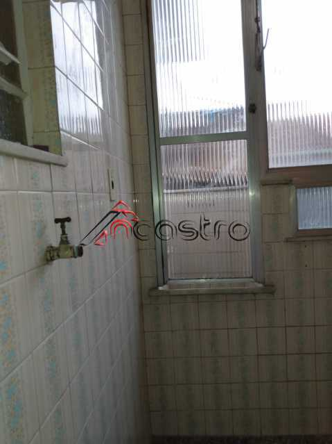 NCASTRO 13. - Apartamento para alugar Rua Delfina Enes,Penha, Rio de Janeiro - R$ 1.100 - 2334 - 14