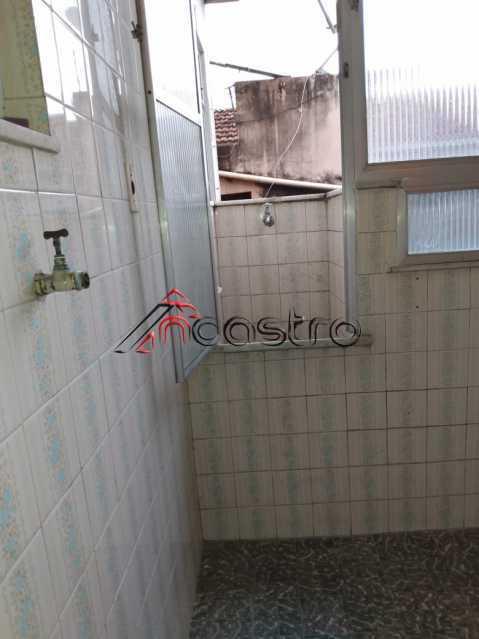 NCASTRO 14. - Apartamento para alugar Rua Delfina Enes,Penha, Rio de Janeiro - R$ 1.100 - 2334 - 15