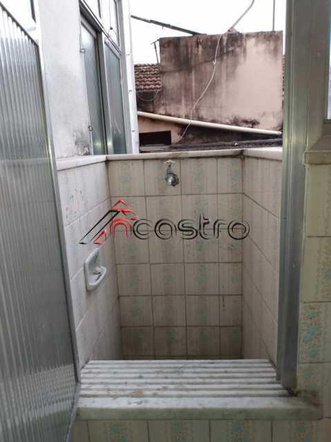 NCASTRO 15. - Apartamento para alugar Rua Delfina Enes,Penha, Rio de Janeiro - R$ 1.100 - 2334 - 16