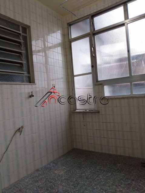 NCASTRO 16. - Apartamento para alugar Rua Delfina Enes,Penha, Rio de Janeiro - R$ 1.100 - 2334 - 17