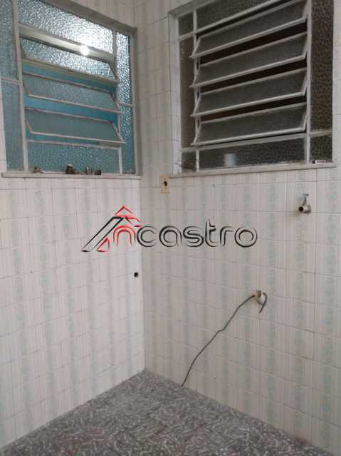 NCASTRO 17. - Apartamento para alugar Rua Delfina Enes,Penha, Rio de Janeiro - R$ 1.100 - 2334 - 18