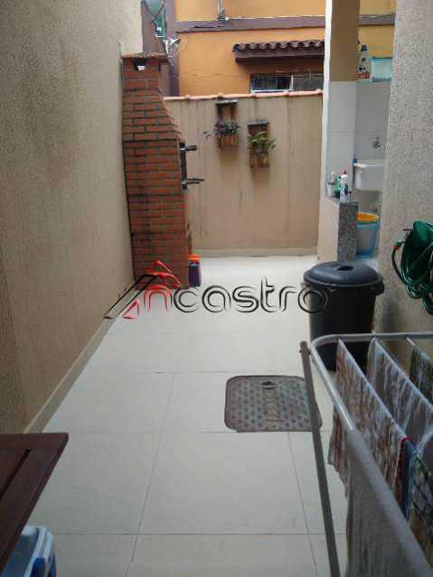 NCastro28. - Casa à venda Rua Orica,Braz de Pina, Rio de Janeiro - R$ 800.000 - M2214 - 30