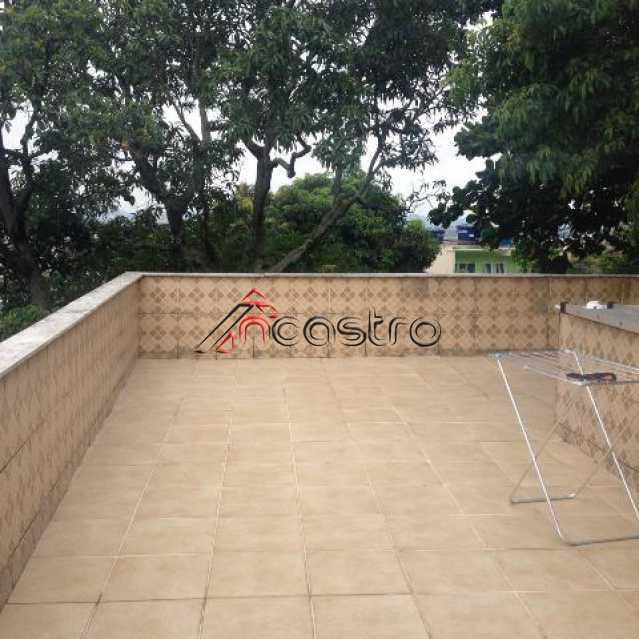 NCastro06. - Casa à venda Rua Ferreira Chaves,Penha Circular, Rio de Janeiro - R$ 165.000 - M2215 - 16