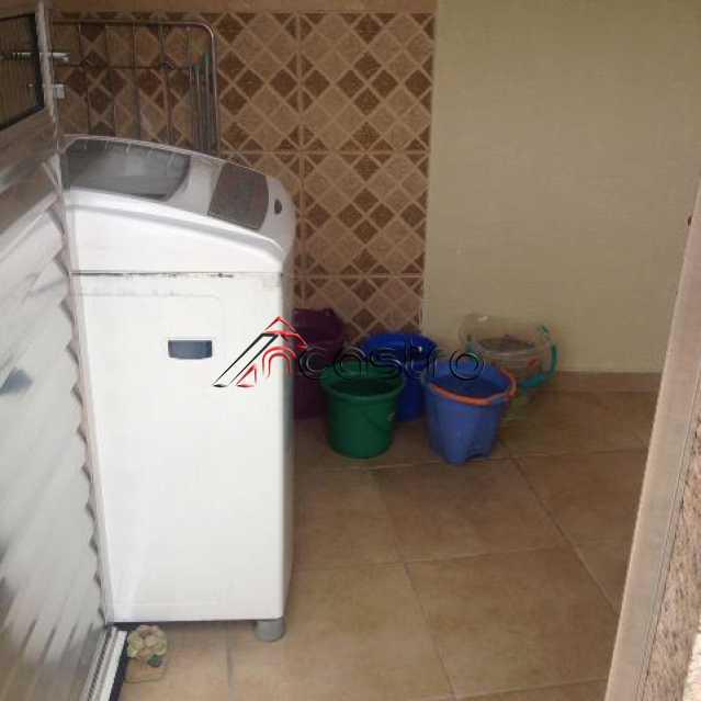 NCastro07. - Casa à venda Rua Ferreira Chaves,Penha Circular, Rio de Janeiro - R$ 165.000 - M2215 - 18