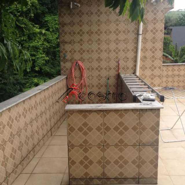 NCastro08. - Casa à venda Rua Ferreira Chaves,Penha Circular, Rio de Janeiro - R$ 165.000 - M2215 - 17