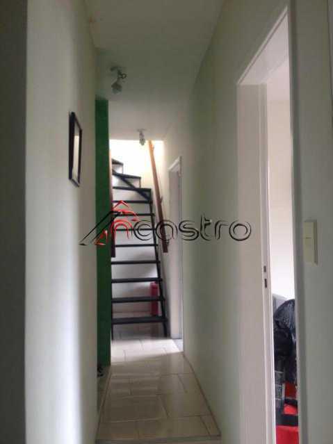NCastro37. - Casa à venda Rua Ferreira Chaves,Penha Circular, Rio de Janeiro - R$ 165.000 - M2215 - 13