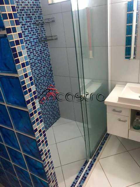NCastro03. - Apartamento à venda Rua Pedro de Carvalho,Méier, Rio de Janeiro - R$ 255.000 - 2338 - 13