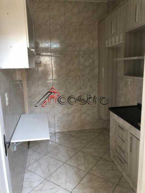 NCastro11. - Apartamento à venda Rua Pedro de Carvalho,Méier, Rio de Janeiro - R$ 255.000 - 2338 - 11