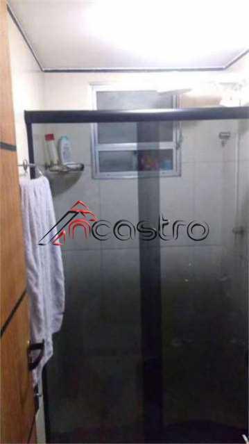 NCastro03. - Apartamento Rua Herculano Pinheiro,Pavuna, Rio de Janeiro, RJ À Venda, 2 Quartos, 48m² - 2341 - 16