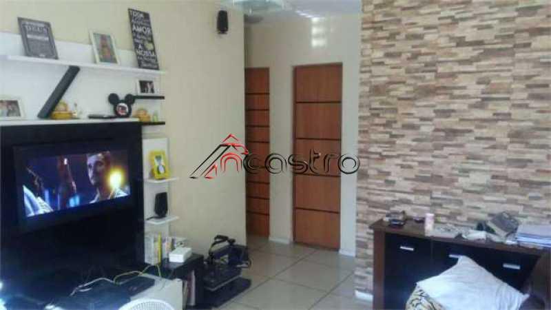 NCastro11. - Apartamento Rua Herculano Pinheiro,Pavuna, Rio de Janeiro, RJ À Venda, 2 Quartos, 48m² - 2341 - 1
