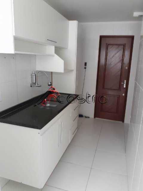 NCastro02. - Apartamento Rua Leopoldina Rego,Olaria, Rio de Janeiro, RJ À Venda, 1 Quarto - 1066 - 10