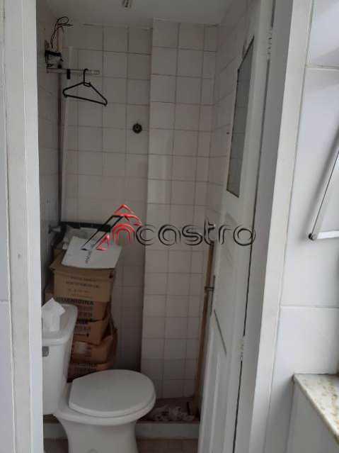 NCastro03. - Apartamento Rua Leopoldina Rego,Olaria, Rio de Janeiro, RJ À Venda, 1 Quarto - 1066 - 14