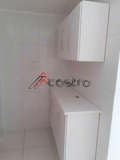 NCastro07. - Apartamento Rua Leopoldina Rego,Olaria, Rio de Janeiro, RJ À Venda, 1 Quarto - 1066 - 12
