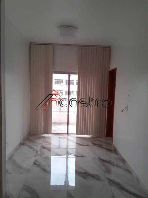 NCastro08. - Apartamento Rua Leopoldina Rego,Olaria, Rio de Janeiro, RJ À Venda, 1 Quarto - 1066 - 1