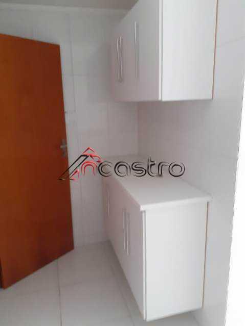 NCastro12. - Apartamento Rua Leopoldina Rego,Olaria, Rio de Janeiro, RJ À Venda, 1 Quarto - 1066 - 13
