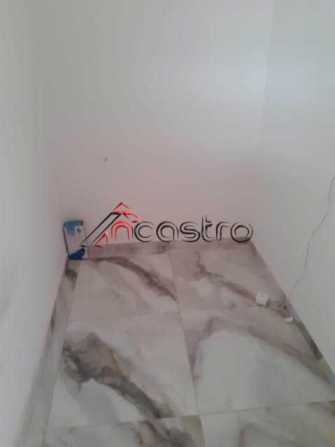 NCastro13. - Apartamento Rua Leopoldina Rego,Olaria, Rio de Janeiro, RJ À Venda, 1 Quarto - 1066 - 8