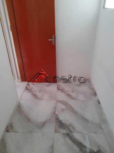 NCastro14. - Apartamento Rua Leopoldina Rego,Olaria, Rio de Janeiro, RJ À Venda, 1 Quarto - 1066 - 7
