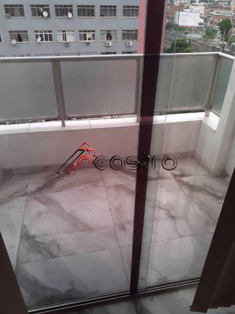 NCastro15. - Apartamento Rua Leopoldina Rego,Olaria, Rio de Janeiro, RJ À Venda, 1 Quarto - 1066 - 5