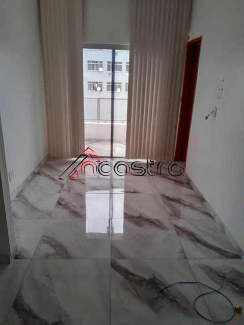 NCastro16. - Apartamento Rua Leopoldina Rego,Olaria, Rio de Janeiro, RJ À Venda, 1 Quarto - 1066 - 4