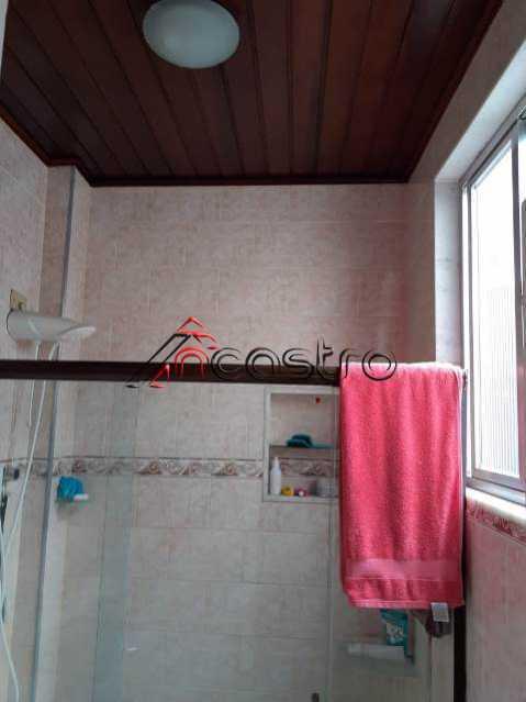 NCastro23. - Apartamento Rua Leopoldina Rego,Olaria, Rio de Janeiro, RJ À Venda, 1 Quarto - 1066 - 20