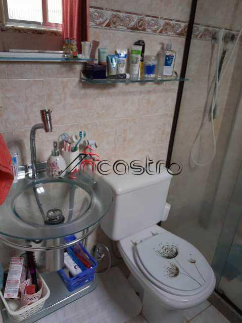 NCastro24. - Apartamento Rua Leopoldina Rego,Olaria, Rio de Janeiro, RJ À Venda, 1 Quarto - 1066 - 16