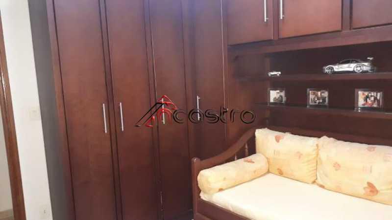 NCastro01. - Apartamento à venda Rua Ferreira Cantão,Irajá, Rio de Janeiro - R$ 350.000 - 2344 - 9