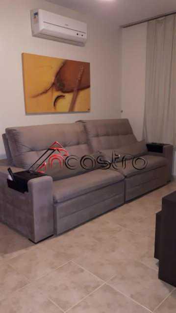 NCastro10. - Apartamento à venda Rua Ferreira Cantão,Irajá, Rio de Janeiro - R$ 350.000 - 2344 - 1