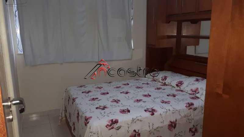 NCastro13. - Apartamento à venda Rua Ferreira Cantão,Irajá, Rio de Janeiro - R$ 350.000 - 2344 - 13