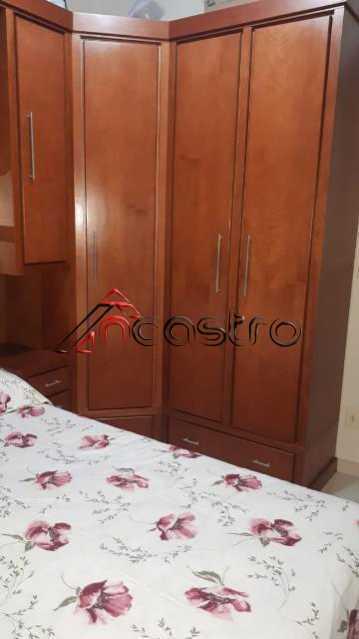 NCastro19. - Apartamento à venda Rua Ferreira Cantão,Irajá, Rio de Janeiro - R$ 350.000 - 2344 - 16