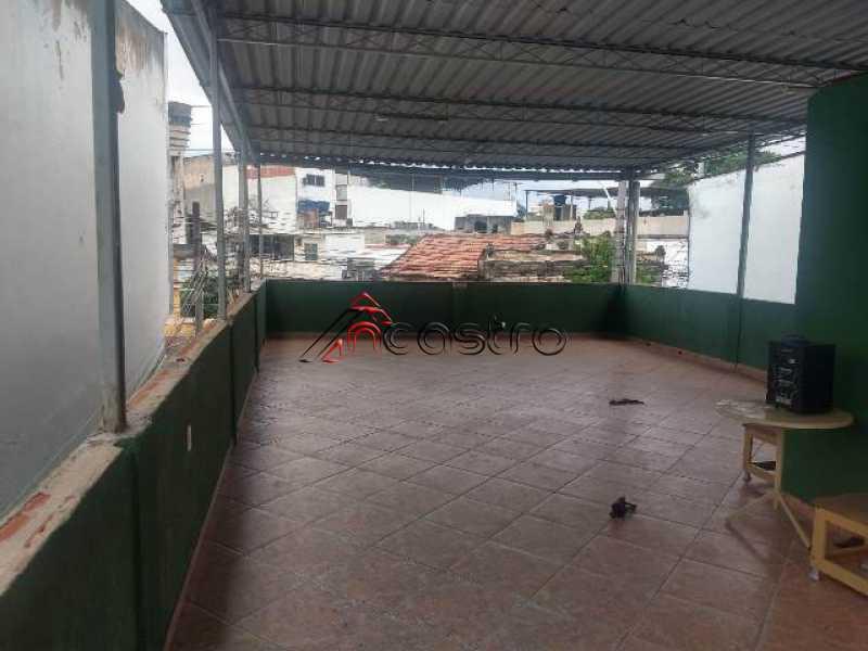NCastro18. - Casa 3 quartos à venda Olaria, Rio de Janeiro - R$ 550.000 - M2217 - 9