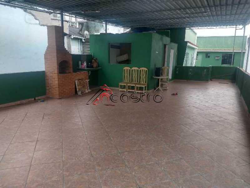 NCastro19. - Casa 3 quartos à venda Olaria, Rio de Janeiro - R$ 550.000 - M2217 - 10