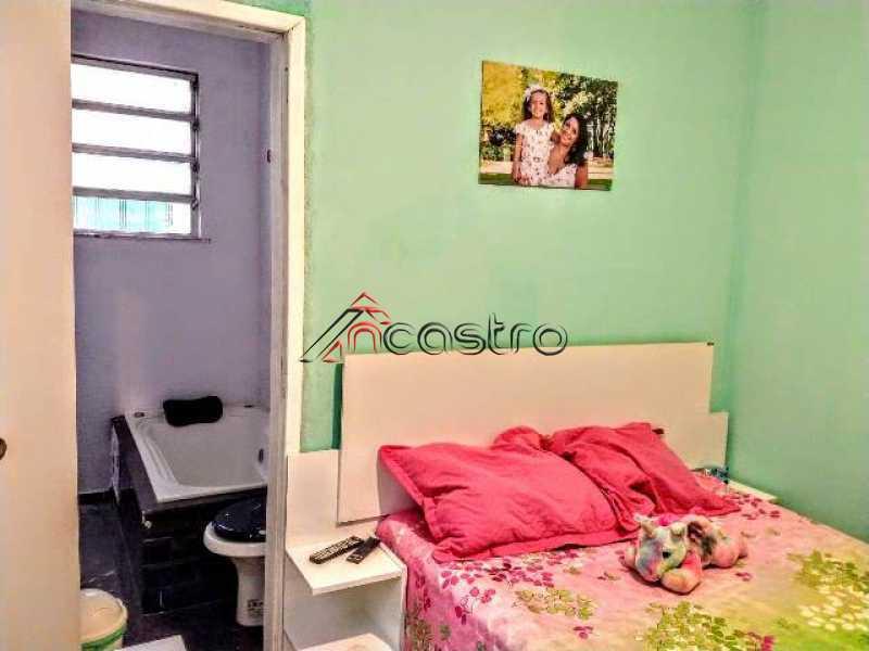 NCastro01. - Casa 3 quartos à venda Olaria, Rio de Janeiro - R$ 550.000 - M2217 - 14