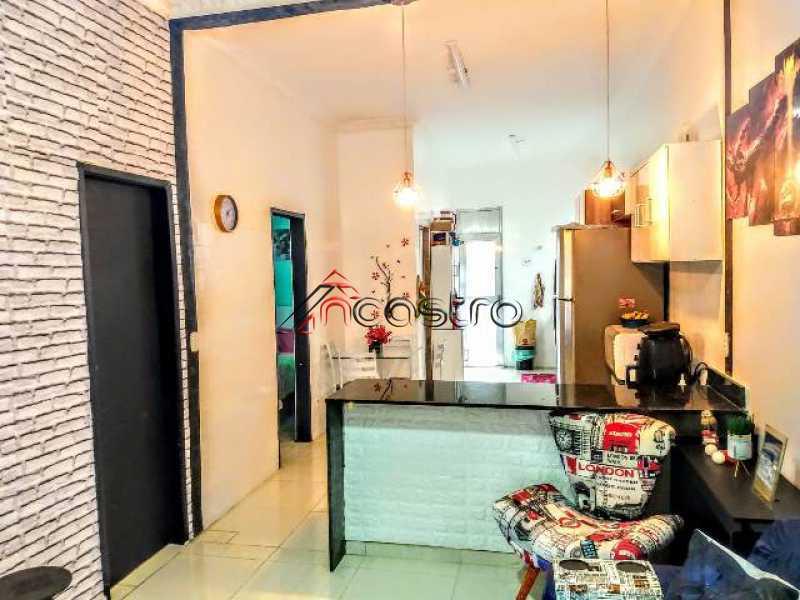 NCastro09. - Casa 3 quartos à venda Olaria, Rio de Janeiro - R$ 550.000 - M2217 - 22