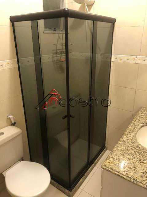 NCastro09. - Apartamento à venda Rua Pedro de Carvalho,Méier, Rio de Janeiro - R$ 280.000 - 2349 - 16