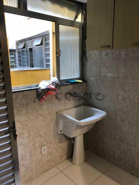 NCastro11. - Apartamento à venda Rua Pedro de Carvalho,Méier, Rio de Janeiro - R$ 280.000 - 2349 - 19
