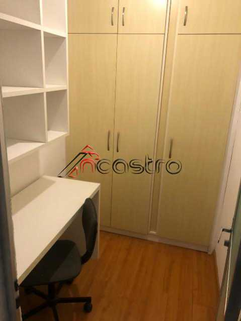 NCastro12. - Apartamento à venda Rua Pedro de Carvalho,Méier, Rio de Janeiro - R$ 280.000 - 2349 - 9