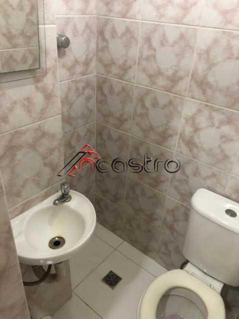 NCastro13. - Apartamento à venda Rua Pedro de Carvalho,Méier, Rio de Janeiro - R$ 280.000 - 2349 - 17