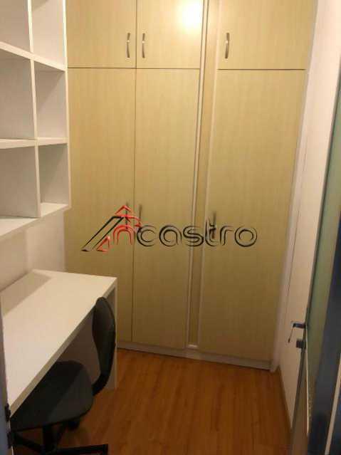 NCastro14. - Apartamento à venda Rua Pedro de Carvalho,Méier, Rio de Janeiro - R$ 280.000 - 2349 - 8