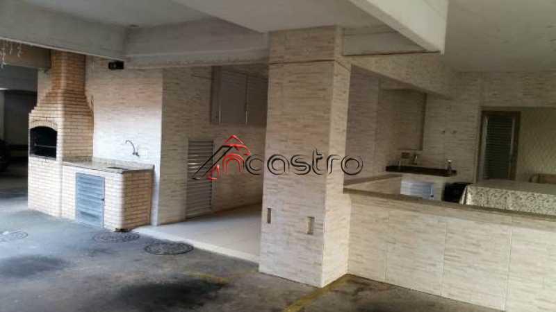 NCastro04. - Apartamento à venda Rua Arquimedes Memória,Vila da Penha, Rio de Janeiro - R$ 450.000 - 2353 - 18