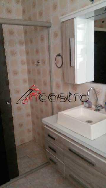 NCastro19. - Apartamento à venda Rua Arquimedes Memória,Vila da Penha, Rio de Janeiro - R$ 450.000 - 2353 - 14