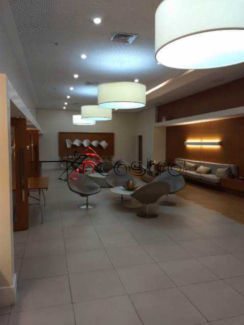 NCastro06. - Sala Comercial 35m² para alugar Avenida Pastor Martin Luther King Jr,Del Castilho, Rio de Janeiro - R$ 1.300 - T1048 - 4