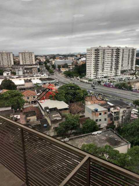 NCastro09. - Sala Comercial 35m² para alugar Avenida Pastor Martin Luther King Jr,Del Castilho, Rio de Janeiro - R$ 1.300 - T1048 - 7